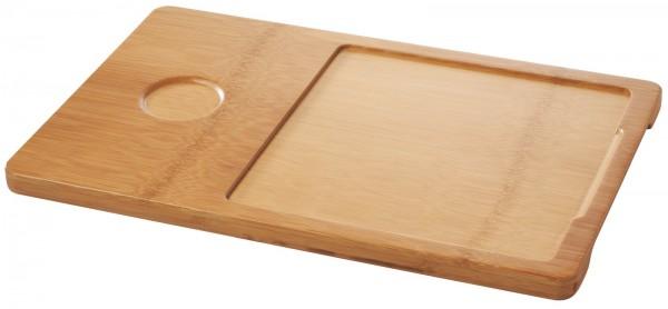Bambus-Tablett, 37x24x1.7 cm