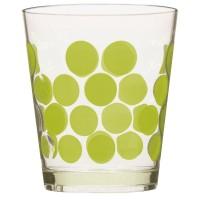 6x Dot Dot Becher grün 40 cl