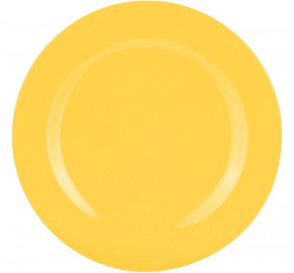 BBQ Salatteller gelb 24cm
