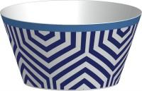 Riviera Bright Müsli Schale Ø 15 cm, 4-er Set, blau/weiss