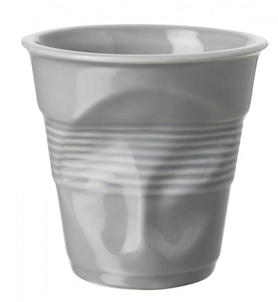 Cappuccino Knitterbecher 18 cl, grau