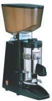 Kaffeemühle braun grau