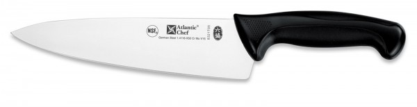 Atlantic Chef Kochmesser 21cm schwarz