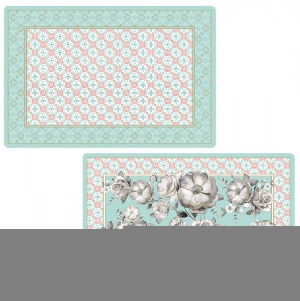 Trend & Colour Tischset, minze, 45x30 cm