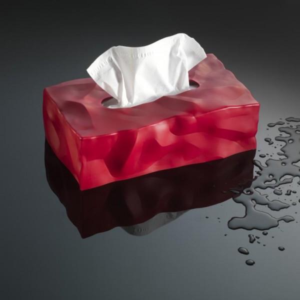 Kleenex-Box Wipy2 rot