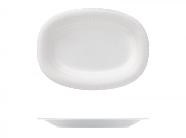 Fluen Tableau oval L: 21.5cm Fine lines