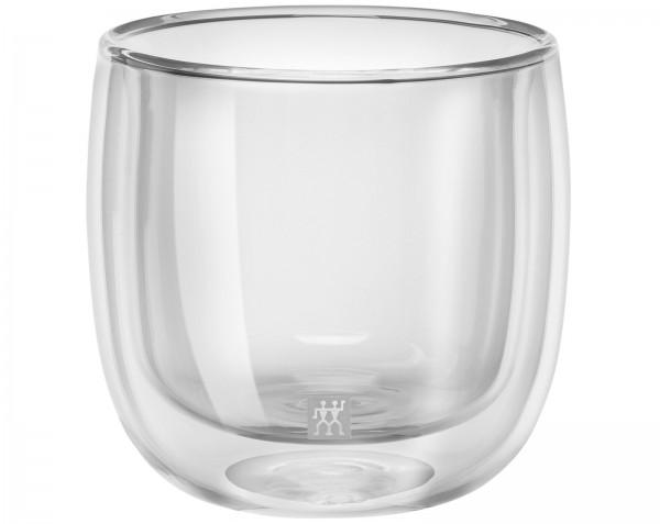 Sorrento Teegläser doppelwandig, 2er Set, 240 ml