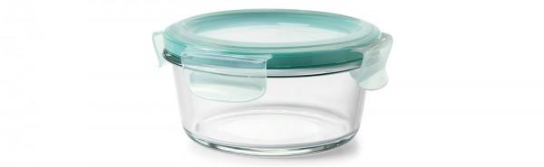 SNAP Glas Vorratsbehälter, rund, 480 ml