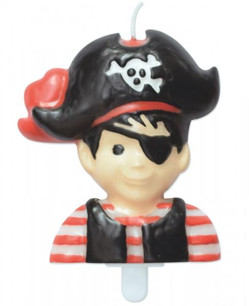Kerze Pirat 8cm