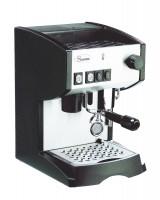 Espresso Maschine schwarz 330x400x470 mm