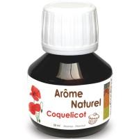 Natürliches Aroma Mohnblume 50 ml