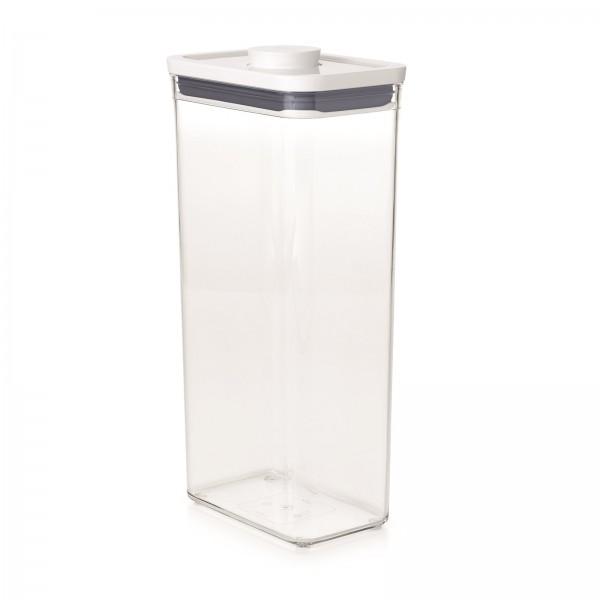 POP 2.0 Behälter rechteckig, 16x10.5x32 cm, 3.5 l