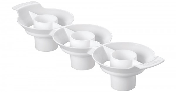 Kunststoff Einsatz zu WL2105-7783, 2-Teiliges Cupcake Set