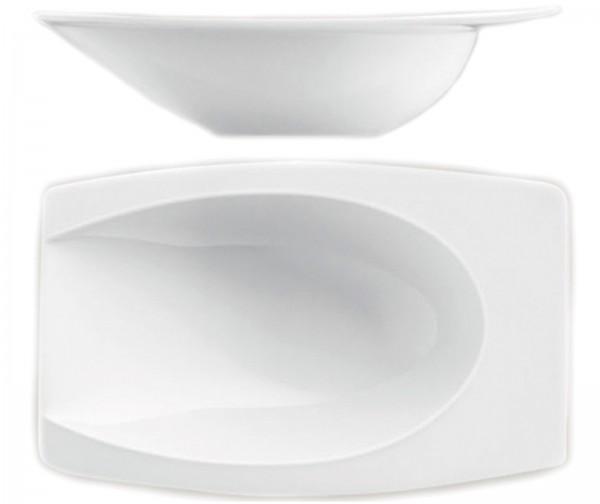 Tapa weiss Suppenschale 17.5x4.5cm