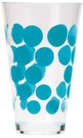 Dot Dot Becher aqua blau 30 cl aqua blau