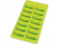 Eiswürfelbehälter, rechteckig, grün