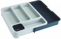 Besteckbehälter DrawerStore grau/grau