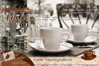 Cafe Metro Tischset 45x30 cm