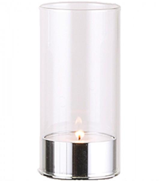 Glaszylinder H: 14.5cm zu iNORAMA u. Classico mit Teelicht 6