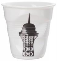 Espresso Knitterbecher 8 cl, Eiffelturm