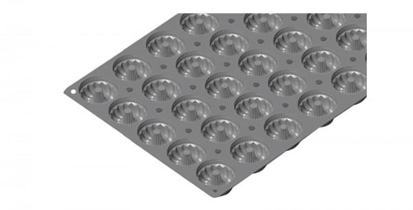 Moul Flex Pro Backform 60x40 für 35 Gugelhopfe