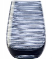 Twister Longdrink Becher 465ml, Blaugrau