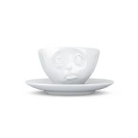 Espressotasse och bitte