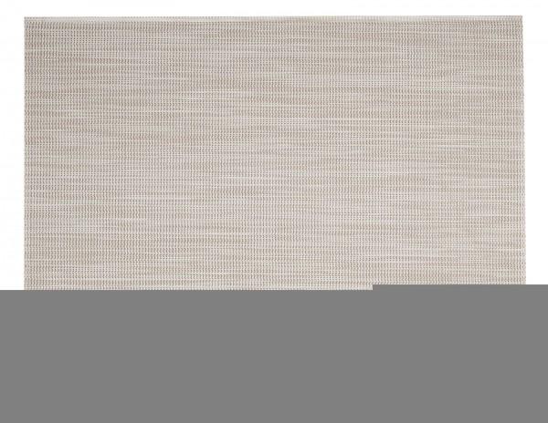 """Tischset """"Uni"""", eckig, beige/weiss, 32x42 cm"""
