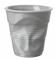 Cappuccino Knitterbecher 18 cl, grau