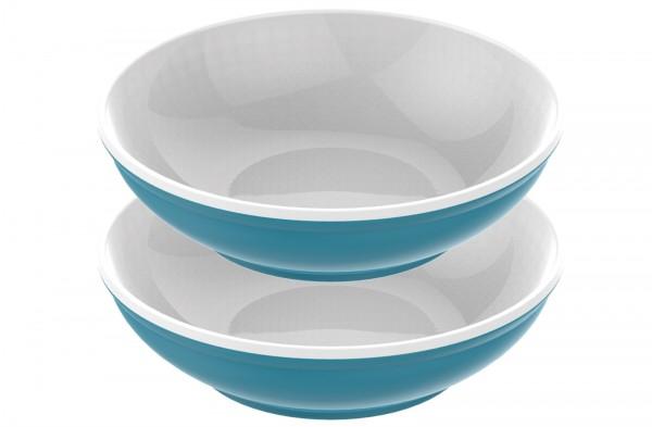 Soya Schälchen Ø 8 cm, 2er Set, blau