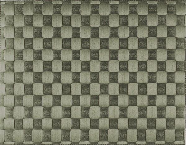 PP-Tischset gewebt, eckig, oliv, 30x40 cm