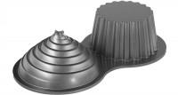 Jumbo Cupcake Backform (Cupcake 21x19 cm) Wilton