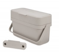 Compo 4l, Kompostbehälter, sand, 18x29.6, 12.9cm