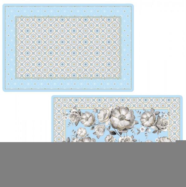 Trend & Colour Tischset, blau, 45x30 cm