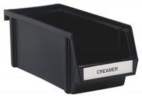 Besteckbox schwarz 20cm