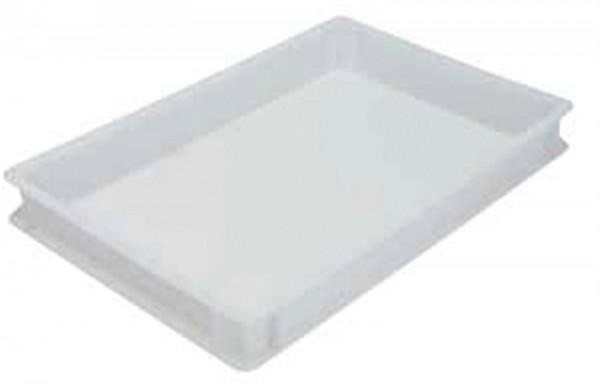 Teigbox 600x400x90mm ohne Griffe
