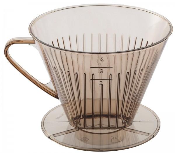 Kaffeefilter, klar, 2 Tassen