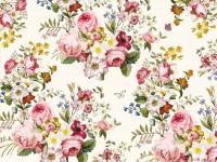Blooming opulence 4er Kork Tischset, 40x30 cm