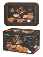 It's Cookies Time, Aufbewahrungsdose, 22x14x13 cm