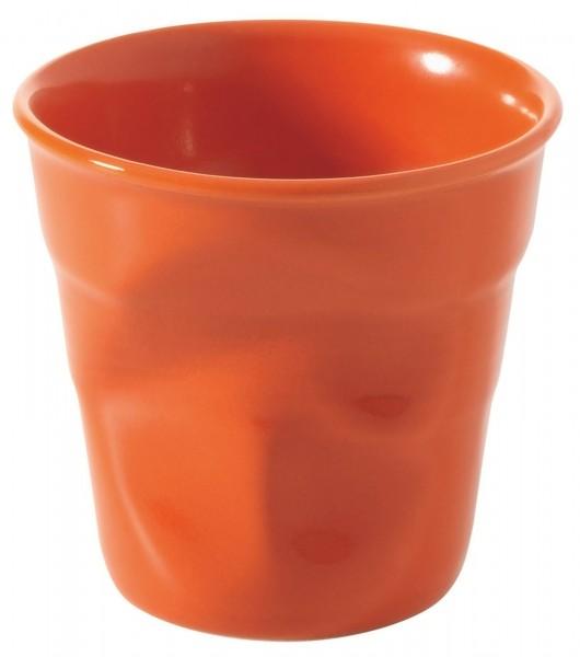 Espresso Knitterbecher 8 cl, mandarin