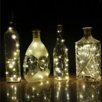 1x Flaschenbeleuchtung LED