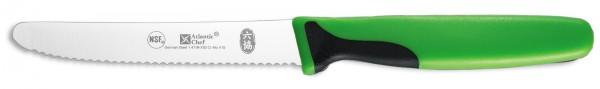 Atlantic Chef Universalmesser rundes Ende 11cm grün
