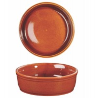 Rustics Schälchen 9cm, Terracotta
