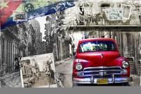 La Habana Tischset 45x30 cm