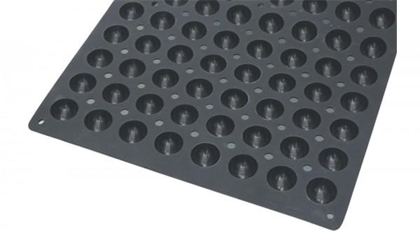 Moul Flex Pro Backform 60x40cm für 96 Halbkugeln