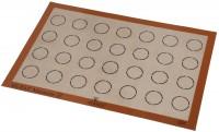 Silpat Antihaft-Backmatte 585x385mm für Makronen