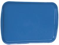 Fast Food Tablett blau 35.6 x 45.7cm