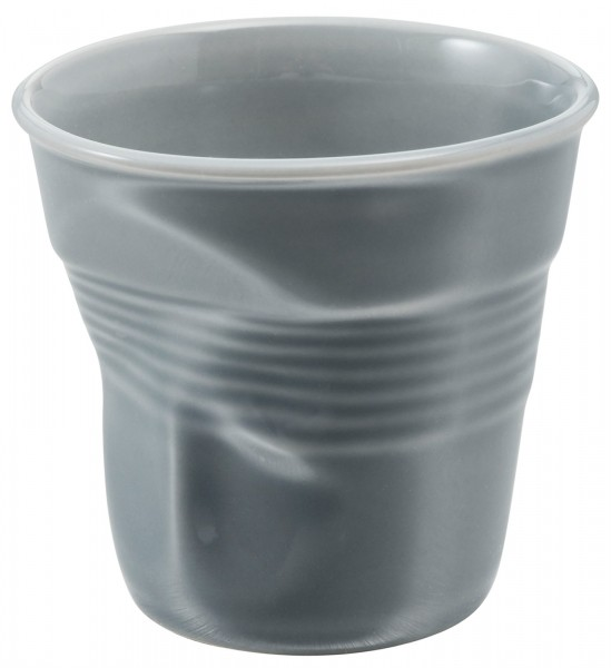Espresso Knitterbecher 8 cl, Grau