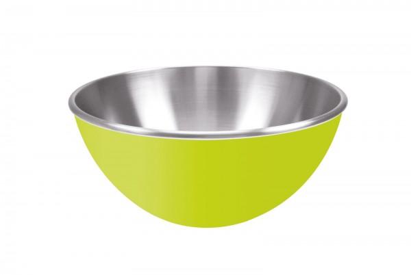 Gemini Schüssel grün, doppelwandig 16 cm