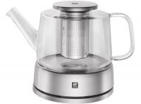 Sorrento Teekanne mit Stövchen und Teesieb